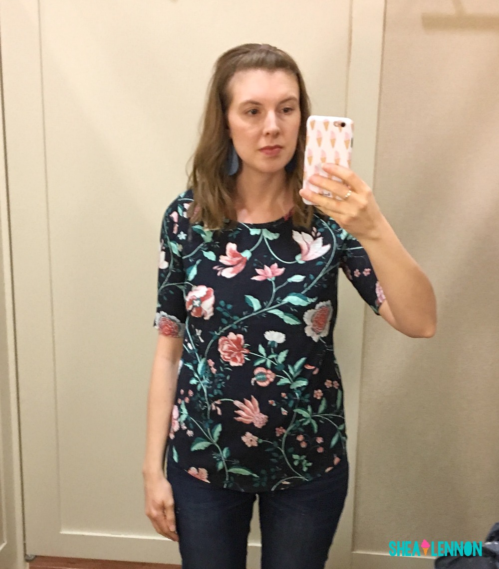 8cb0d7ca440ad Shea Lennon  Shopping Reviews  Spring Finds at Loft and Target