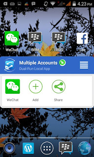 Multiple Accounts v1.6.0 Apk - Clone Sendiri Aplikasi Android WORK 100%