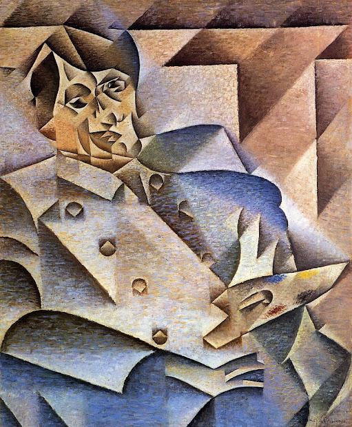 Solitary Dog Sculptor Painter Juan Gris - 1910-19 Part 2