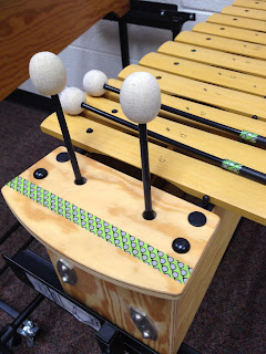 Five favorite music education pins of September, including tape for Orff instruments, learning center buttons, and more!