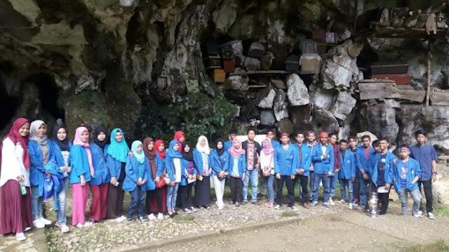 Mahasiswa Pendidikan Sosiologi Unismuh Observasi Wisata di Tana Toraja, Ini Tujuannya
