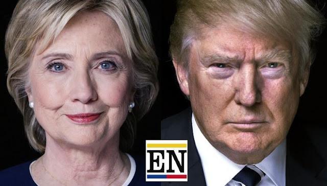 who's winnig trump or clinton