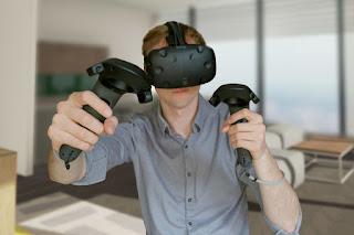 Seseorang Meninggal Ketika Bermain Gim Realitas Virtual