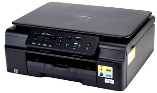 Brother DCP-J132W Printer Driver Download
