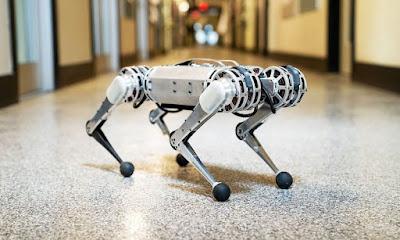 الكشف عن روبوت Mini Cheetah القادر على القيام بحركة مبهرة (فيديو)ذ