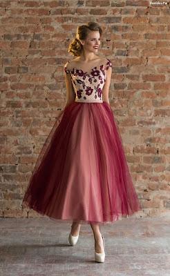 vestidos de fiesta para una boda