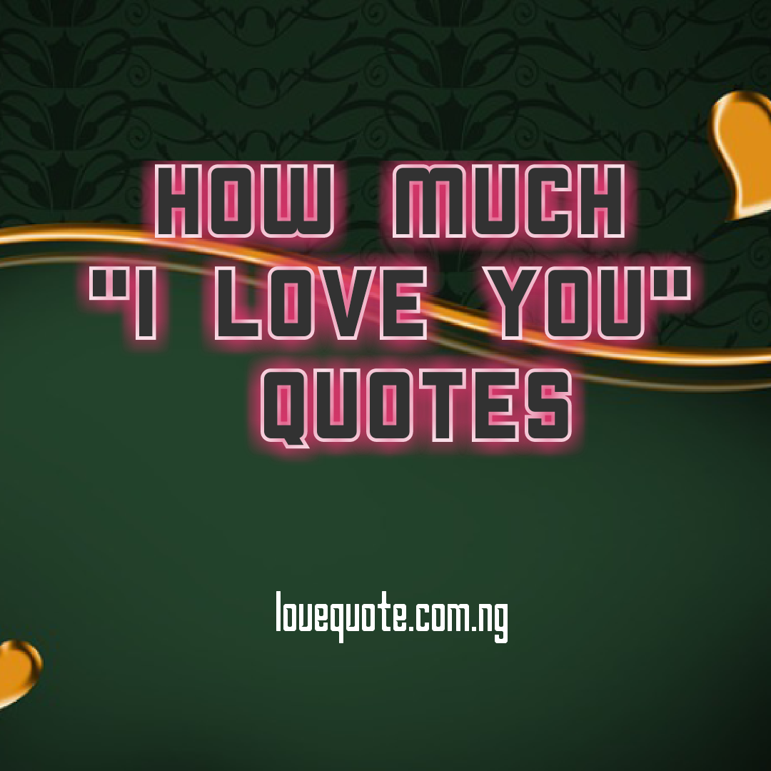 The Love I Have For You Quotes How Much I Love You Quotes True Love Quotes For Happy Lovers