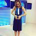 Aline Moreira anuncia gravidez