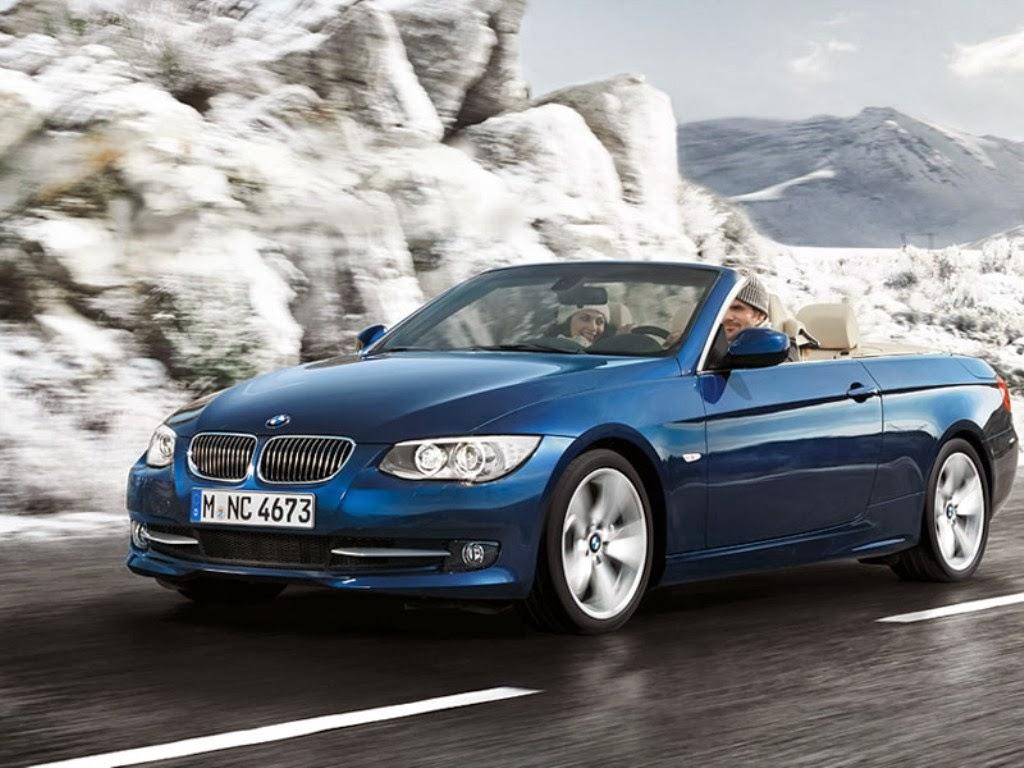 2014 BMW 3 Series Convertible Wallpapers - BMWalls