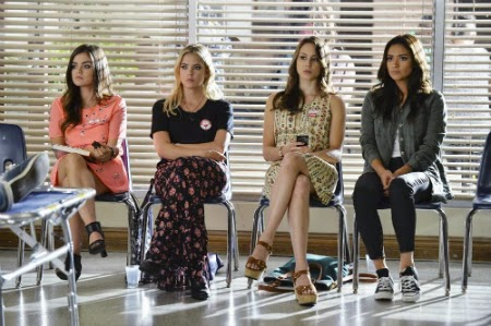 Pretty Little Liars+5x19