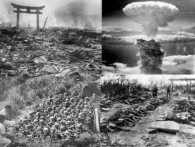 Resultado de imagem para hiroshima e nagasaki fotos
