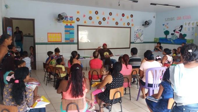 """VALE TUDO - Pintinho """"assume"""" papel da secretaria municipal de educação em Caxias"""