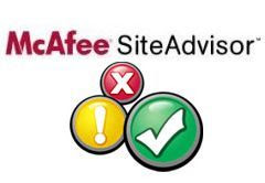Download McAfee SiteAdvisor for Internet Explorer and Firefox