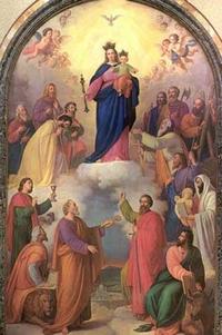 Obraz Matki Bożej Wspomożenia Wiernych