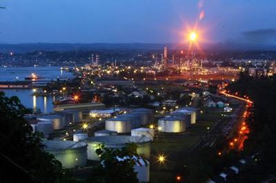 Refinery Unit V Balikpapan