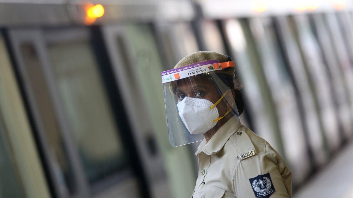 Coronavirus en India