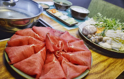 Sensasi Wagyu Tongue Dan Foie Gras Di Shabu Gen
