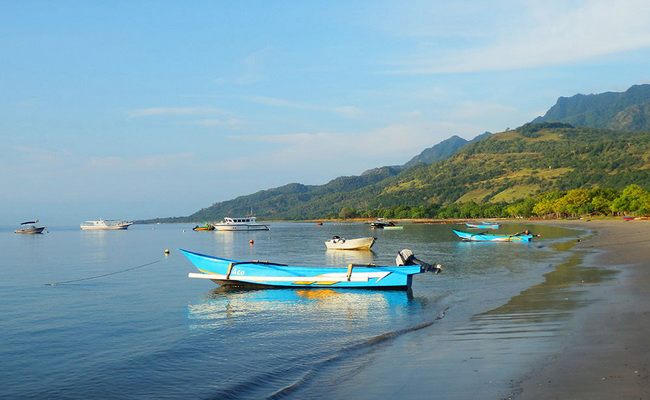 Xvlor.com Atauro Island for best scuba diving and watching pigeon life in Timor Leste