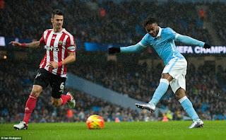 Prediksi Liga Inggris Pekan Ke 14 : Manchester City vs Southampton 30 November 2017