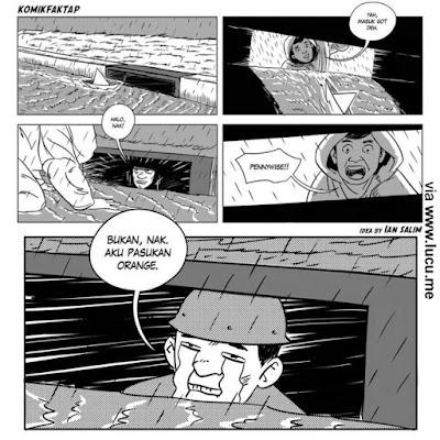 8 Meme Badut Pennywise 'IT' Ini Bukannya Serem Malah Bikin Ngakak