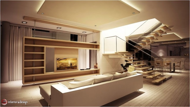 Wood interior designs 7