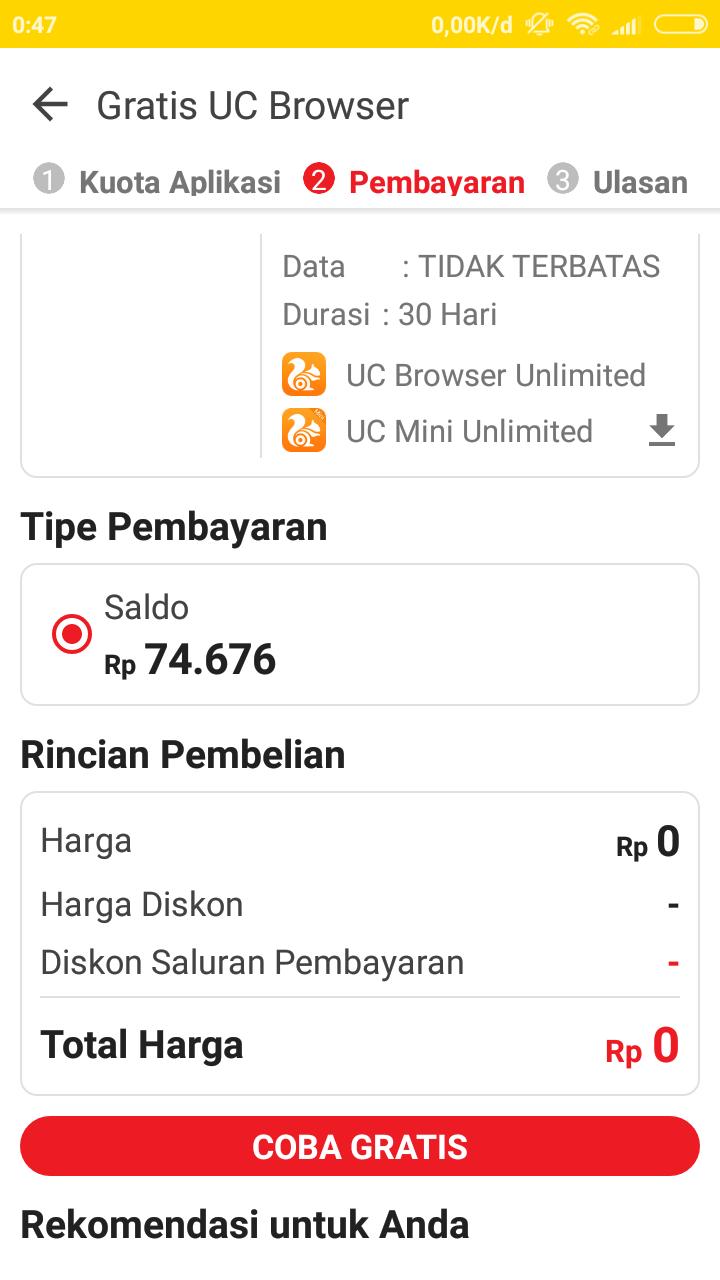 Cara Mendapatkan Bonus Unlimited Ucbrowser Im3 Ooredoo Gratis Rp0 3 Nantinya Akan Terlihat Deskripsi Dari Paketan Ini Yaitu Dengan Durasi 30 Hari Untuk Akses Tanpa Batasan Atau Fup Pada Data