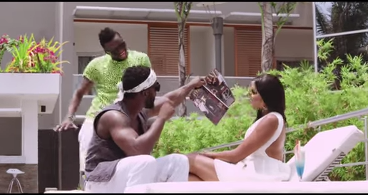 Iyanya Ft Diamond Platnumz - Nakupenda Video