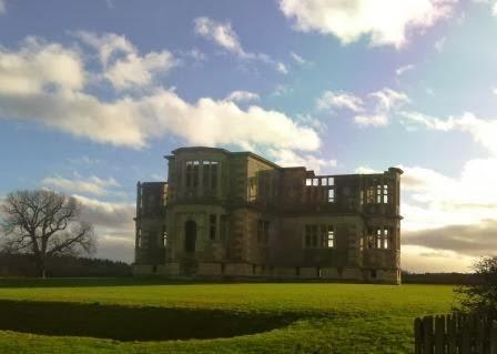 National Trust Lyveden New Bield