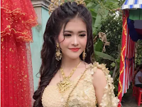 Pengantin Asal Kamboja Ini 'Cantiknya Bukan Main' Tapi Begitu Lihat Wajah Pengantin Pria