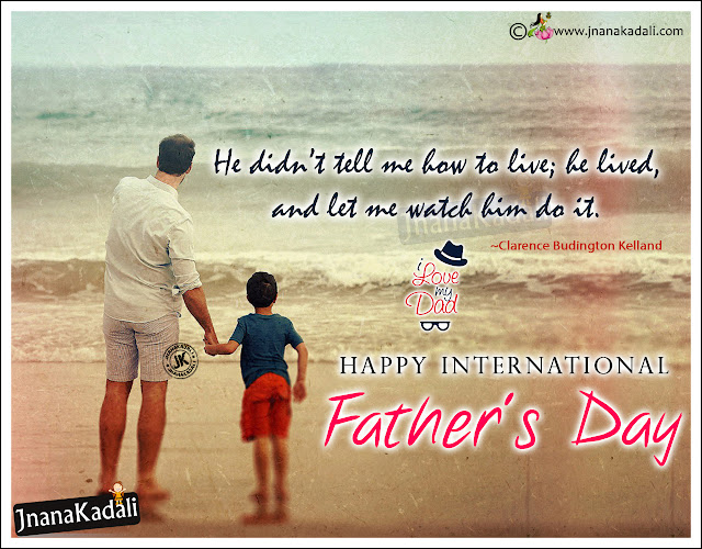 best happy father's Day Quotes, english Quotes about father, english best fathers's Day Greetings