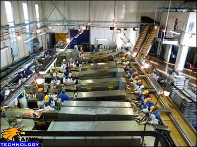 Công ty cung cấp thiết bị xử lý nước thải nhà máy thủy hải sản - Quy hoạch nhà máy chế biến thủy sản