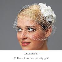 voilette en dentelle et hortensias en tissu jazzanine sur etsy blog mariage unjourmonprinceviendra26.com