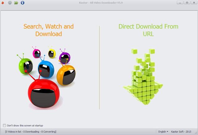 All Video Downloader-Δωρεάν προγράμματα για κατέβασμα αρχείων βίντεο