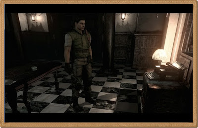 Resident Evil HD Remaster PC Games Gameplay