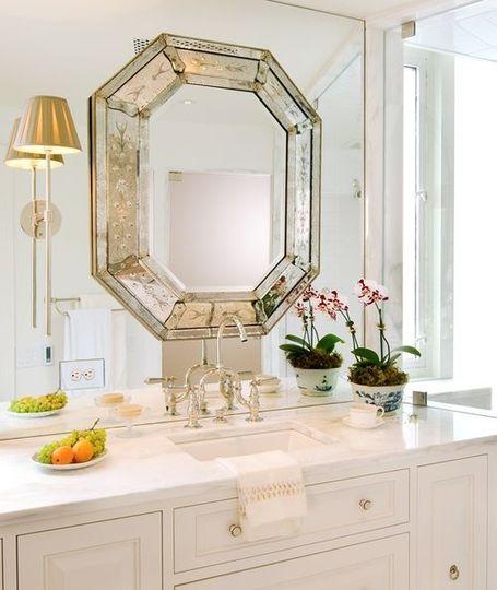 Bathroom Ideas Mirror: Twine: How To Update A 70's Bathroom
