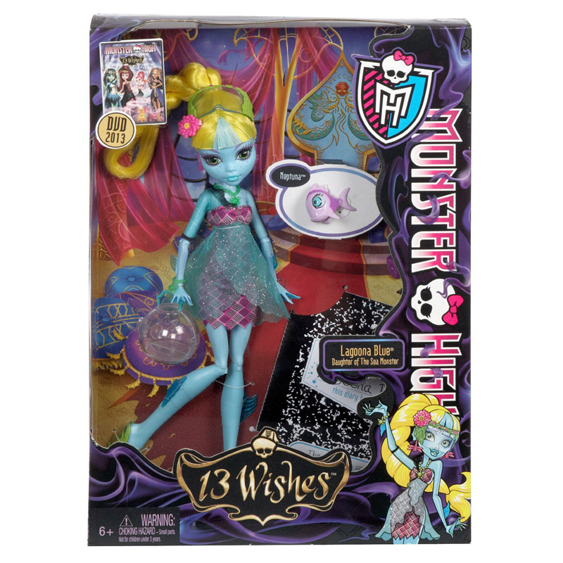 Commit error. Monster high 13 wishes dolls have thought
