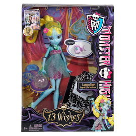 MH 13 Wishes Lagoona Blue Doll