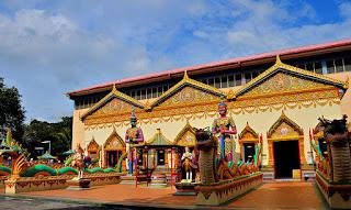 Reclining Buddha - Penang