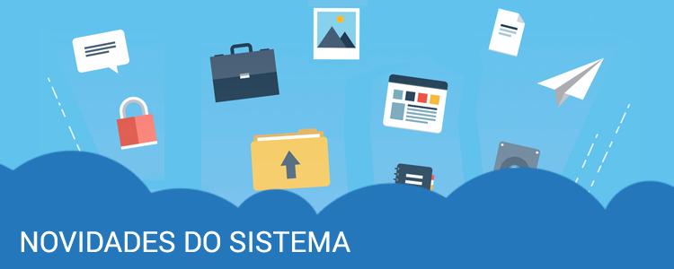 Novos recursos no sistema sistema de gestão integrada ERPNOW
