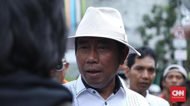 Haji Lulung: Kasus-kasus Ahok Bisa Dituntaskan Kalau Presidennya Ganti