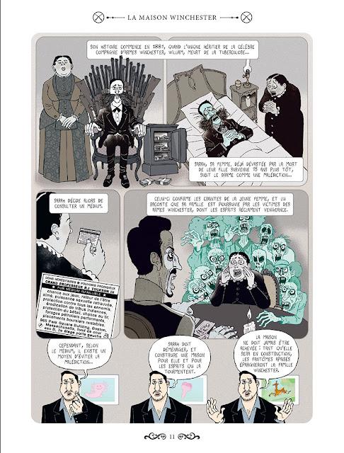 Axolot Histoires extraordinaires & sources d'étonnement (Volume 2) planche 2
