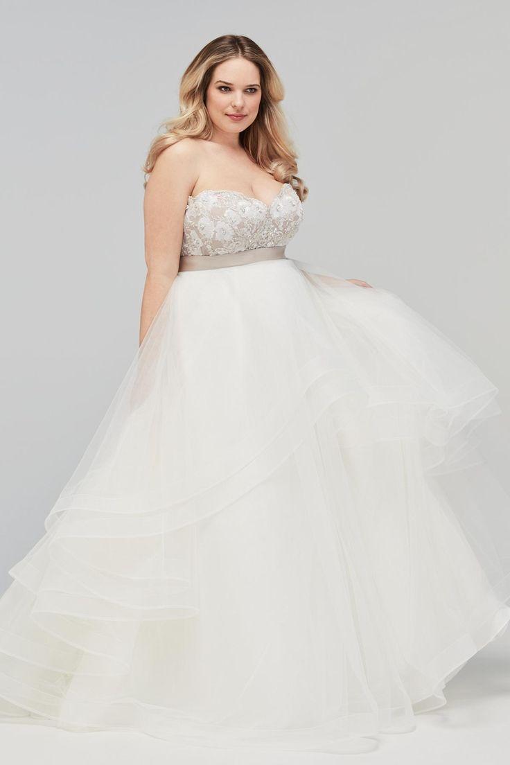 0c8fa61532 Moda Maravillosas Tendencias Vestidos ¡20 Gorditas Para De Novia En  3q4ALc5Rj