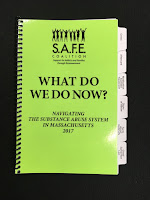 """WHAT DO WE DO NOW?: Navigating The Substance Abuse System in Massachusetts."""