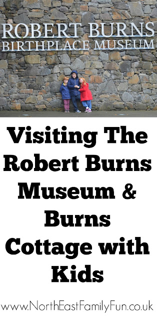 The Robert Burns Museum & Burns Cottage, Ayr | Prices, Location and visiting this Scottish attraction near Ayr with kids