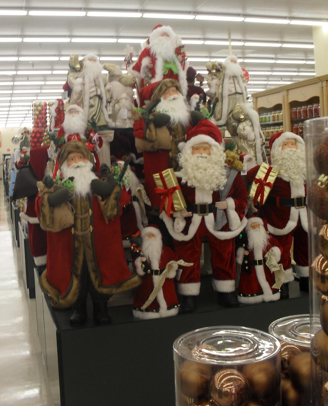 Christmas Decorations Hobby Lobby: At Home With Elaine: Monday's Trip To Hobby Lobby