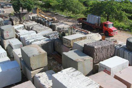 Sga not cias dez empresas de granito solicitam rea na zpe for Empresas de granito