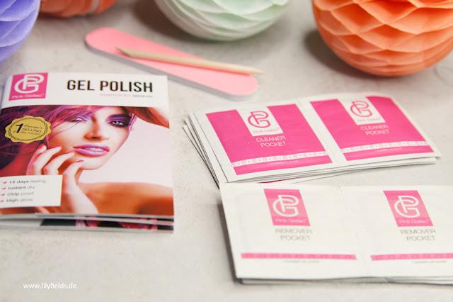 Pink Gellac - Gel Polish Starter Kit - Review