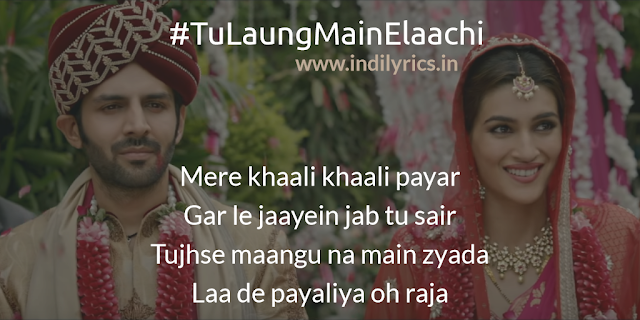 Tu Laung Main Elaachi | Luka Chippi | Kartik Aaryan & Kriti Sanon | Photo | Image