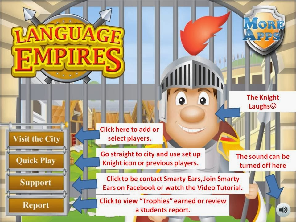 App Review: Language Empires by Smarty Ears - Twin Speech