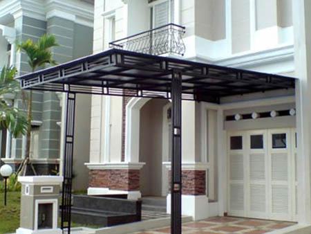 Kanopi  Rumah Minimalis Modern